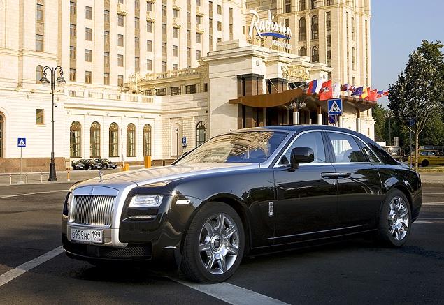 Интервью с управляющим директором Rolls-Royce Motor Cars Moscow