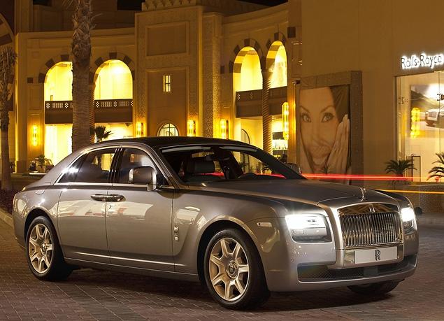 Интервью с управляющим директором Rolls-Royce Motor Cars Moscow. Фото 1