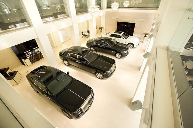 Интервью с управляющим директором Rolls-Royce Motor Cars Moscow. Фото 2
