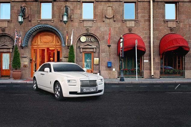 Интервью с управляющим директором Rolls-Royce Motor Cars Moscow. Фото 3