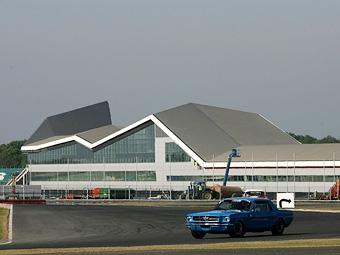Модернизация Сильверстоуна продолжится после Гран-при Великобритании