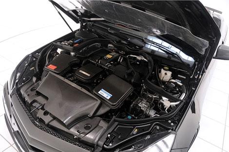 Открытый Mercedes-Benz E-Class получит 800-сильный мотор би-турбо V12