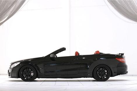 Открытый Mercedes-Benz E-Class получит 800-сильный мотор би-турбо V12. Фото 2