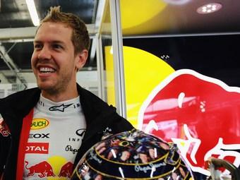 Феттель вернулся на первое место в свободных заездах Гран-при Великобритании