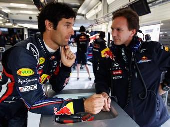 Команда Red Bull не будет оспаривать изменение правил