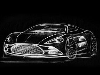 Датчане показали изображения среднемоторного суперкара