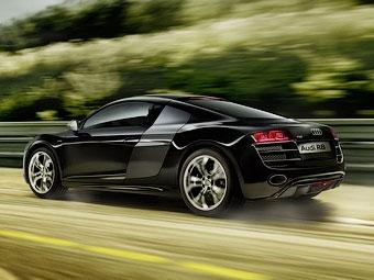 В Россию привезут спецверсию Audi R8
