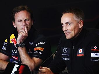 Команды Формулы-1 договорились снять ограничения на выхлопные газы