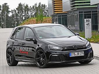 Немцы представили 523-сильный хэтчбек VW Golf R
