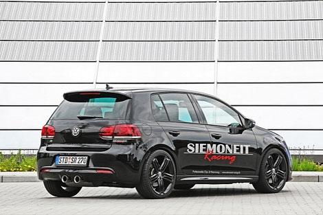 Тюнинг-ателье Siemoneit Racing представила программу доработок для хэтчбека Volkswagen Golf R