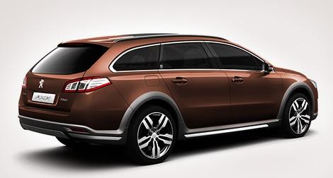 Компания Peugeot представила новую модификацию модели 508. Фото 1