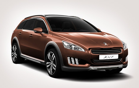 Компания Peugeot представила новую модификацию модели 508. Фото 2
