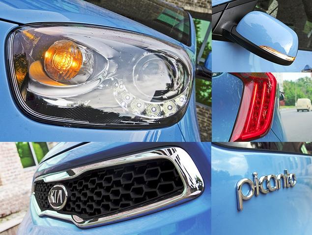 Длительный тест Kia Picanto: первая неделя. Фото 4