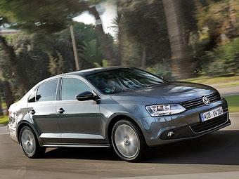 Стали известны российские цены на новый седан VW Jetta