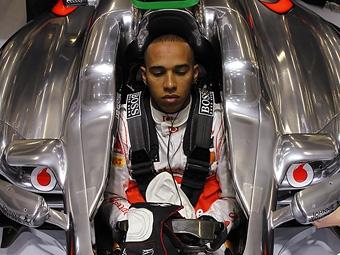 McLaren предоставит Хэмилтону дополнительные выходные