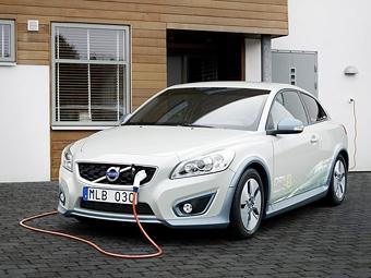 Компания Volvo разработала три варианта электрической силовой установки