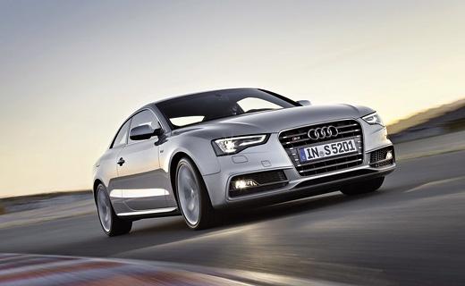 Компания Audi обновила семейство A5