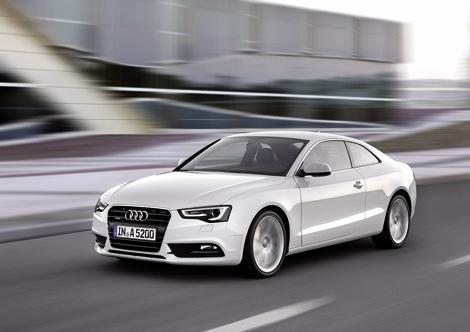 Компания Audi официально представила рестайлинговые автомобили семейства A5