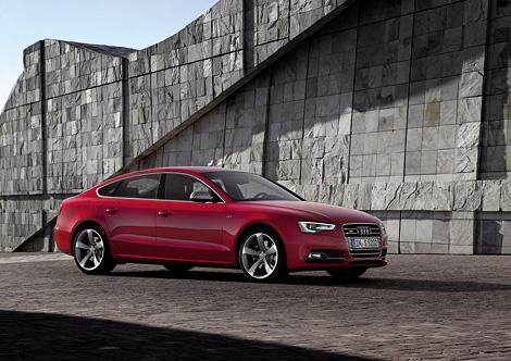 Компания Audi официально представила рестайлинговые автомобили семейства A5. Фото 3
