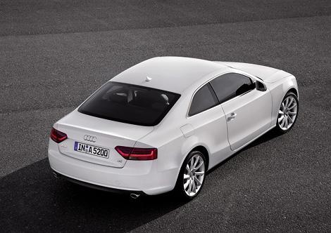 Компания Audi официально представила рестайлинговые автомобили семейства A5. Фото 4