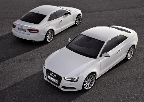 Компания Audi официально представила рестайлинговые автомобили семейства A5. Фото 6