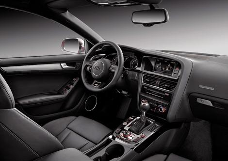Компания Audi официально представила рестайлинговые автомобили семейства A5. Фото 7