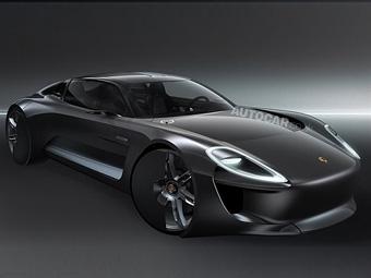 """Porsche построит купе на базе """"Панамеры"""""""