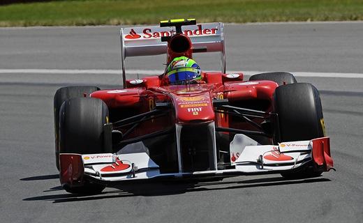 "Scuderia Ferrari выступит на фестивале ""Формула Сочи"""