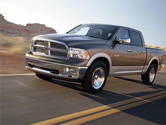 Chrysler отремонтирует 286 тысяч пикапов