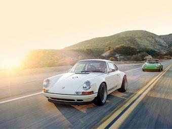 Американские реплики Porsche 911 получат моторы Cosworth