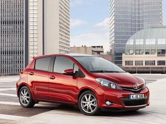 Toyota сообщила детальные технические характеристики нового Yaris