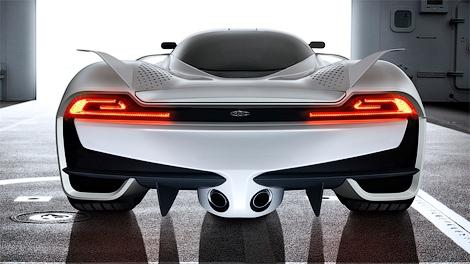Компания Shelby Supercars огласила название новой модели, которая станет самым мощным автомобилем в мире