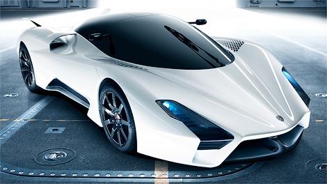 Компания Shelby Supercars огласила название новой модели, которая станет самым мощным автомобилем в мире. Фото 1