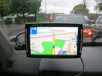 Пошлины на GPS-навигаторы введут с 1 января 2012 года