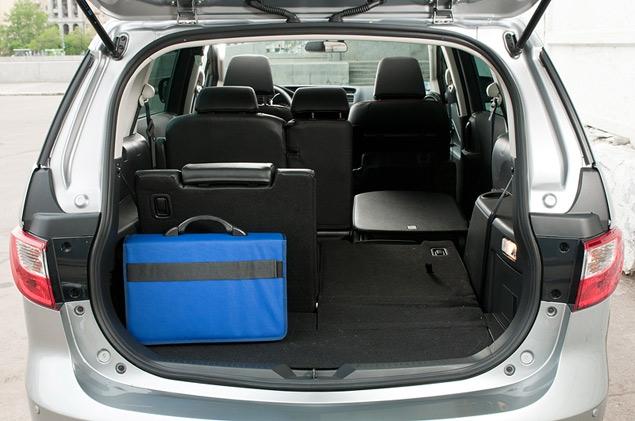 Длительный тест Mazda5: третья неделя. Фото 3