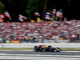 Немецкие власти отказались финансировать национальный Гран-при