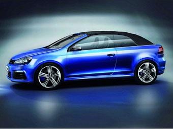 Volkswagen рассмотрит идею выпуска кабриолета Golf R