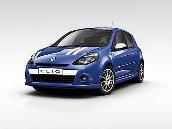 Renault заменит одну из версий хэтчбека Clio вариантом из линейки Gordini