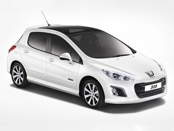 В России появилась новая версия Peugeot 308