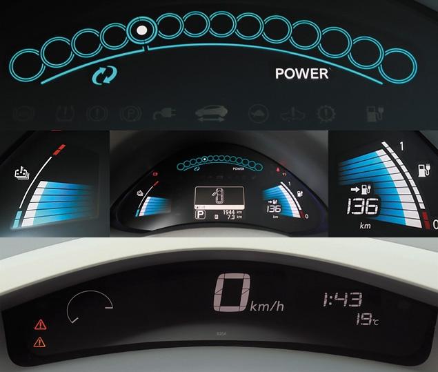 "В ""Лужниках"" прошла презентация электрокара Nissan Leaf. Фото 1"