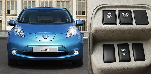"В ""Лужниках"" прошла презентация электрокара Nissan Leaf. Фото 7"