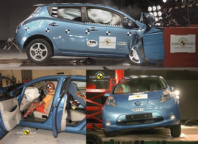 "В ""Лужниках"" прошла презентация электрокара Nissan Leaf. Фото 10"