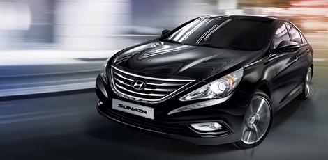 В Южной Корее представлен рестайлинговый седан Hyundai Sonata. Фото 1