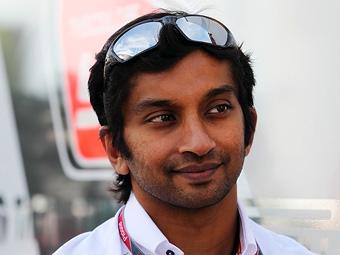 Картикеян вернется за руль болида на Гран-при Германии