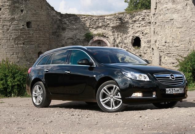 Opel Insignia получила российский паспорт и новые комплектации. Фото 1