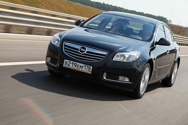 Opel Insignia получила российский паспорт и новые комплектации. Фото 2