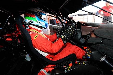 Компания Ferrari представила версию суперкара 458 Italia для гонок Grand Am. Фото 1
