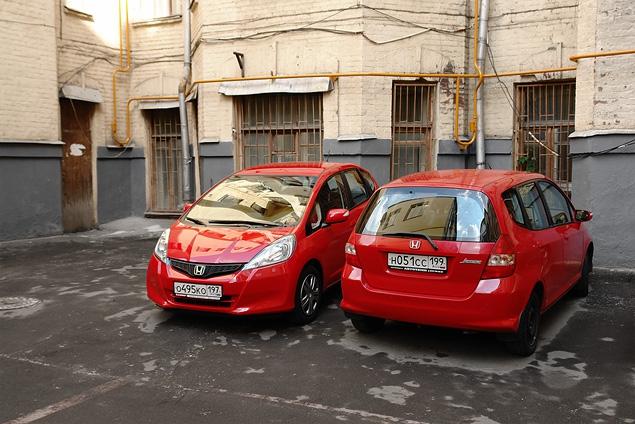 Длительный тест Honda Jazz: первая неделя. Фото 2