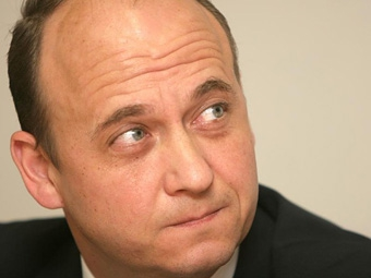 Главу словацкой полиции задержали за превышение скорости