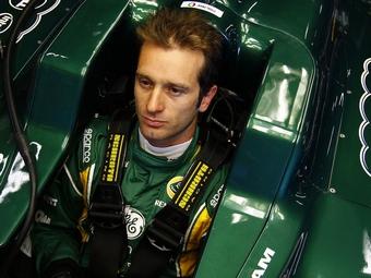 Ярно Трулли подписал контракт пилота с Team Lotus на 2012 год